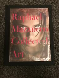 Raphael Mazzucco Collected Art 2008 Hardcover Signed By Mazzucco And Roitfeld