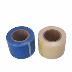 4 Boxes 4 X 6 Barrier Film Tape Plastic Sheets Dental Tattoo Can Choose Color