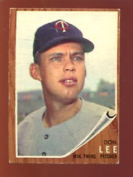 1962 Topps Baseball Cards 164-511 +rookies A0220 - You Pick - 10+ Free Ship