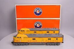 Lionel 6-24574 Union Pacific E7 AA Diesel Locomotive Set LN/Box