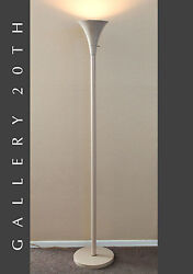 Clean Mid Century Modern Laurel Torchiere Floor Lamp Vtg 60and039s Light 50and039s Retro