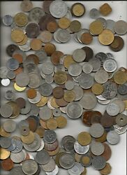 2.2lbs Currency World Uncirculated Of Copper Nickel And Aluminum
