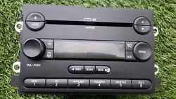 2005-2007 Ford 500 Freestyle Montego 04-06 F150 Radio 6cd Changer Mp3 See Photo
