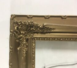 Antique Victorian Wood/gesso 19th Century Picture Frame Fits 15 1/2 X 20 3/4