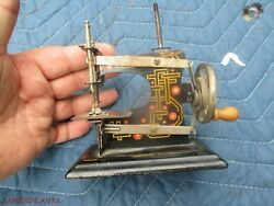 Casige Art Deco Toy Childs Childrens Sewing Machine Germany