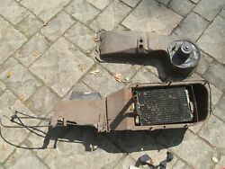 1969 Camaro Big Block Complete Heater Box Assembly 396 427 Only