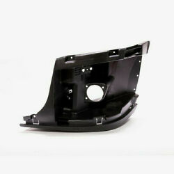 New Freightliner Cascadia End Bumper Reinforcement With Hole Left Driver Side