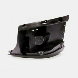 New Freightliner Cascadia Corner Bumper Reinforcement Without Hole Driver Side