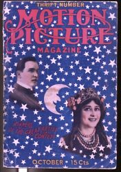 Motion Picture Magazine 10/1914-indian Motorcycle Ad-bronco Billy-mary Pick...