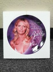 Buffy The Vampire Slayer Series 2 2003 Cards Inc. Buffy Collector Plate Tv