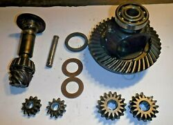 Mg Td Rear Dfferential -assembly Required - 8/41 Stock Td Ratio -clean -bus