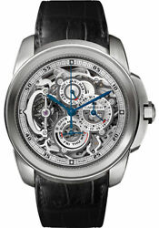 Calibre de Cartier Grande Complication Perpetual Calendar Platinum Men's Watch