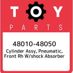 48010-48050 Toyota Cylinder Assy Pneumatic Front Rh W/shock Absorber 480104805