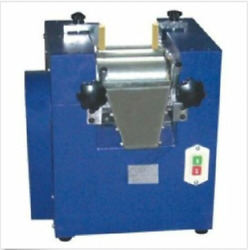 Three Roll Grinding Mill Grinder Machine Lab With Alumina Ceramic Roller New Na