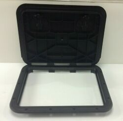 Innovative Product Solutions 520-609 12x16 Black Boat Hatch/access Panel