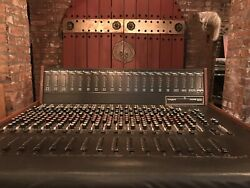 Tangent 3216 Analog Recording Console, 16 Channel 16 Buss + Patchbay