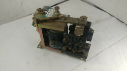 1 New Ge Ic2820-a100bb23j Heavy Duty Relay, 2no/2nc, 4 Contacts Nnb Make Offer