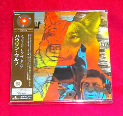 Howlin' Wolf Message To The Young Mini Lp Cd Japan Uicy-93312