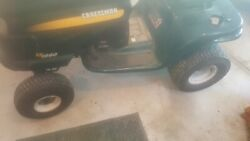 Carlisle Used Lawn Tractor Mower Tires Front 15.00 X 6.00 Rear 18 X 9.50