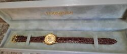 Rare Longines L4.176/2 Womens Les Grandes Classiques 18ct Gold Plated Watch