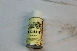 Vintage Classic Model Trains Spray Paint Can, 2345 Western Pacific, Orange, Full