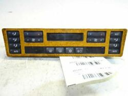 02 Rolls Royce Silver Seraph Temperature Climate Control Switch Pack PA55635PA