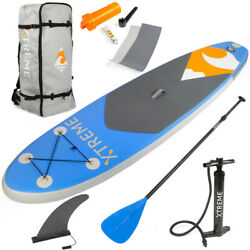 Backpack Water Sport Blue 10ft Inflatable Sup Stand Up Paddleboard Kayak