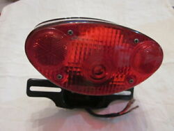 Nos Kawasaki Complete Tail Light Assy - No Part Tag - Unknown - H1 H2 Kh500