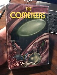 The Cometeers By Jack Williamson First Edition 1950 Sci Fi Fantasy Collectible