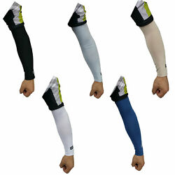 XERU Cooling Arm Sleeves Cover UV Sun Protection Outdoor Sports For Men Women $15.99