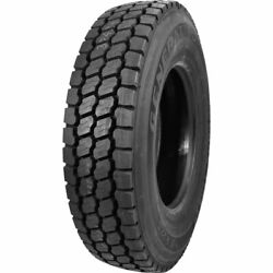4 New General RD 295/75R22.5 Load G 14 Ply Rear Commercial Tires