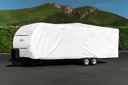 RV Cover Wolf by Covercraft 100% Tyvek |Travel Trailer| All Climate |31'7
