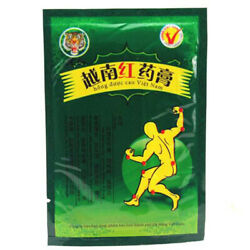 8-40X Tiger Balm Plaster Creams Pain Relief Patch Body Muscle Massager #HF0