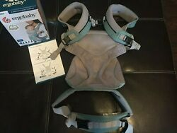 Ergo Baby Carrier 360 Teal 4 Position