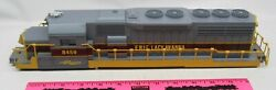 Lionel Shell 8459 Erie Lackawanna Sd-40 Diesel Shell With Frame