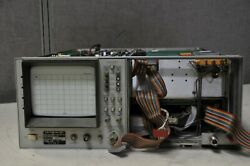 Hp 8569b Microwave Spectrum Analyzer 10mhz To 22 Ghz Rf As-is For Parts
