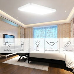 Dimmable LED Ceiling Down Light Ultra Thin Flush Mount Kitchen Fixture Lamp HOT