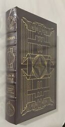 Easton Press Allen M. Steele Spindrift Signed First Edition Science Fiction New