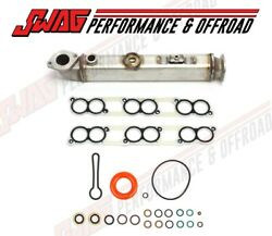 04-06 Ford 4.5 4.5l Powerstroke Diesel City Star Lcf Egr Cooler And Gasket Kit