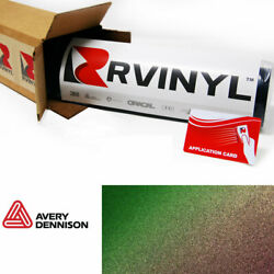 Avery Sw900 787-s Colorflow Gloss Urban Jungle Supreme Wrapping Film Vinyl Roll