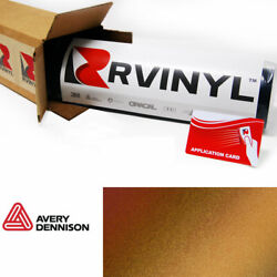 Avery Sw900 447-s Colorflow Gloss Rising Sun Supreme Wrapping Film Vinyl Wrap