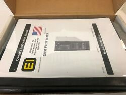 New In Box Electronics Inc 260-p Shot Flow Meter Monitor Cpn999051