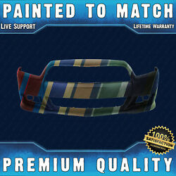 New Painted To Match Front Bumper Cover For 2012 2013 2014 Dodge Charger Srt-8
