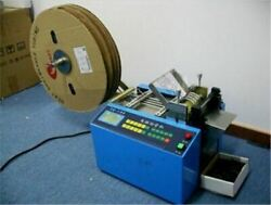 High-speed Automatic Ys-ih6110 Silicon Nylon Copper Tube Tape Cutter Bh