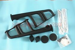Exhaust Headers For Sbc 265-400 V-8 Chevy Street Hot Rod Rat Lake Style New