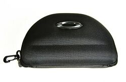 Premier Portable Vault Sunglasses Case Black Fit for Oakley Sunglasses
