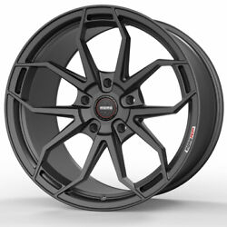 19 Momo Rf-5c Gray 19x9 Forged Concave Wheels Rims Fits Nissan Altima