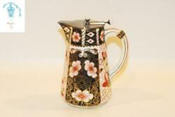 Royal Crown Derby Traditional Imari 8.25 Inch Syrup