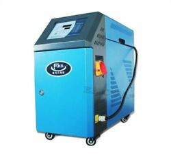 6kw Mold Temperature Controller Machine 380v Oil Type Brand New Yi