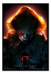 It Chapter 2 Pennywise Magnetic Notice Board Includes Magnets 24x36